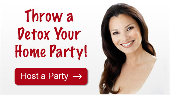 Throw a Detox Your Home Party!