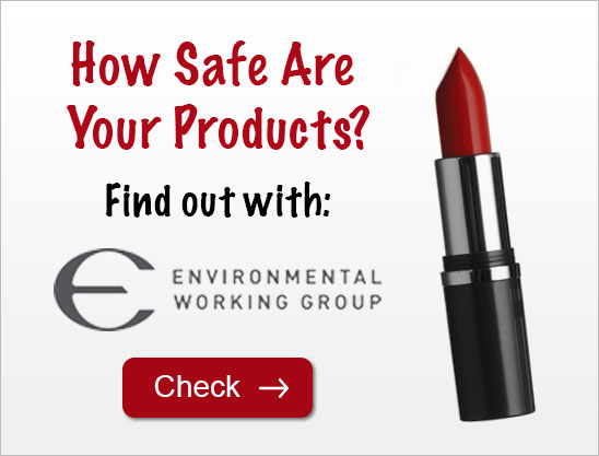 Check the safety of your products with EWG's consumer guides.