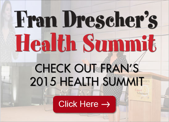 Fran Drescher's Health Summit 2015