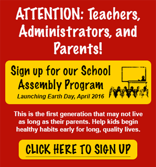 Sign Up for the School Assembly Program