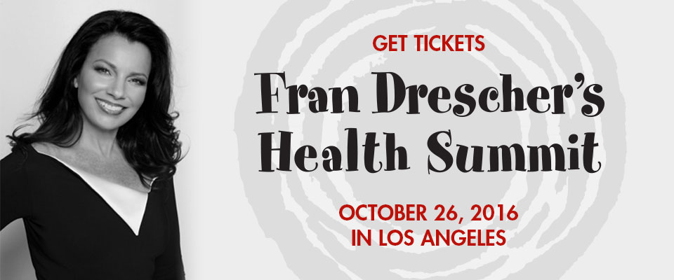 Fran Drescher's Health Summit 2016