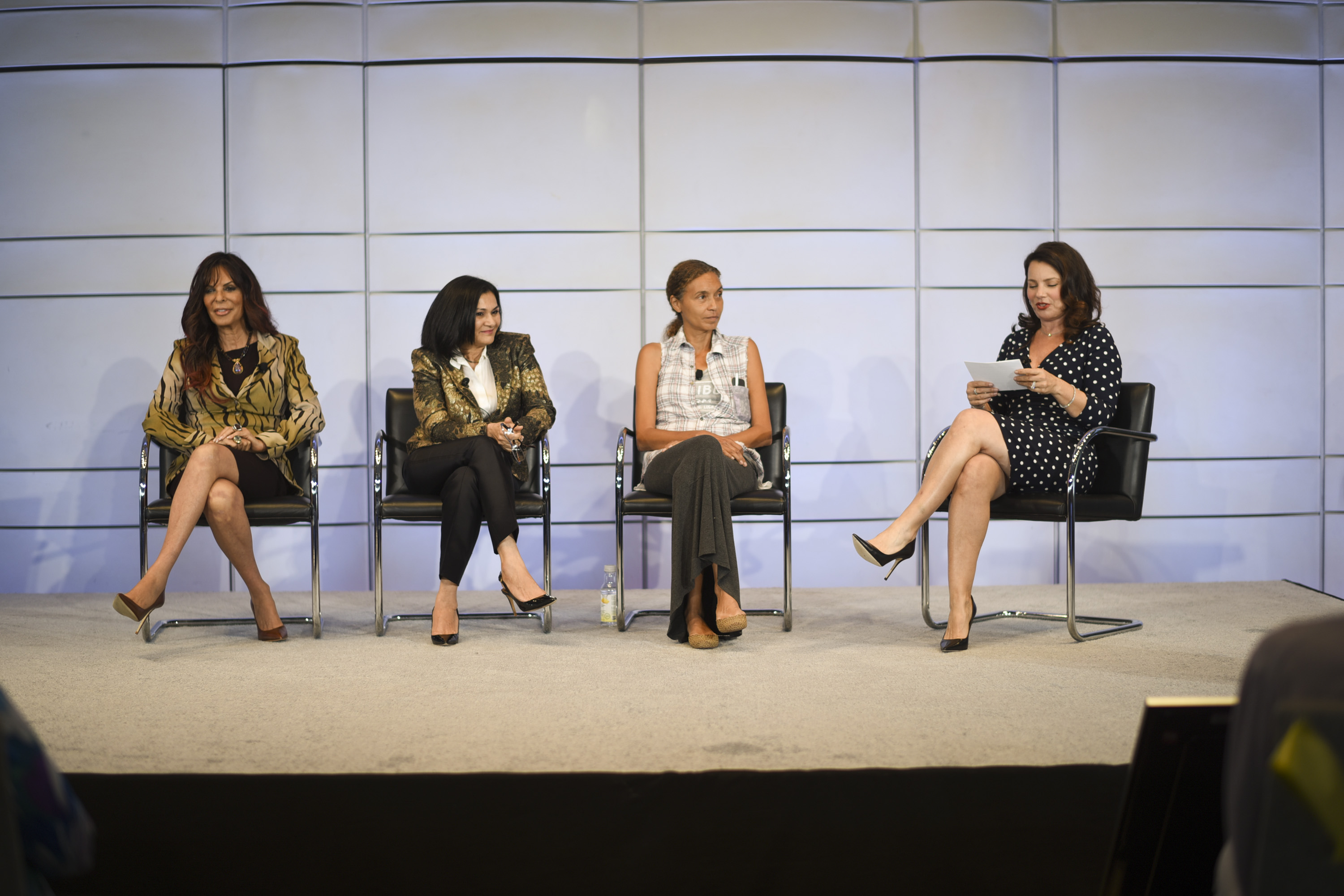 Fran Drescher's Women's Health Summit