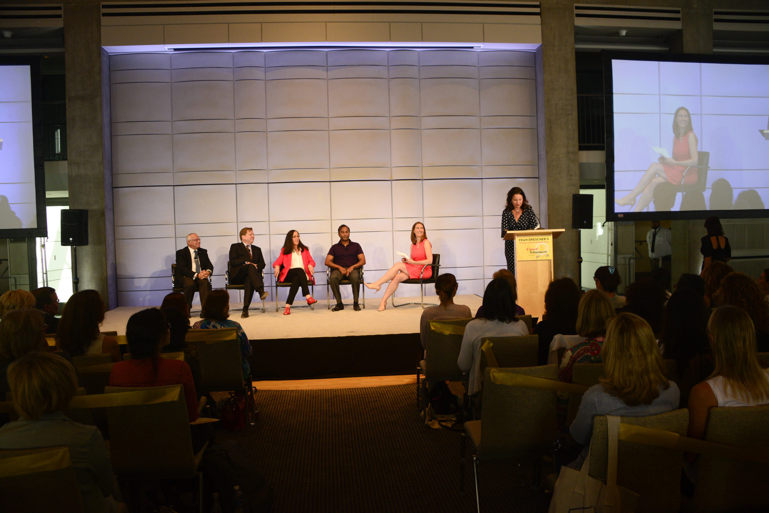 Fran Drescher's Women's Health Summit