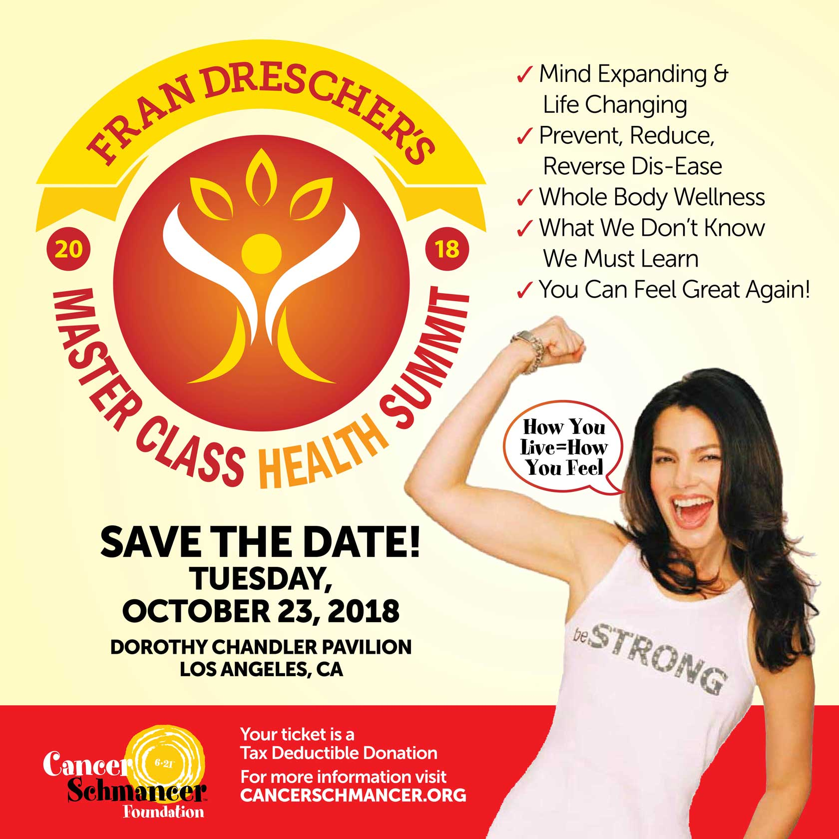 Fran Drescher's Health Summit 2018